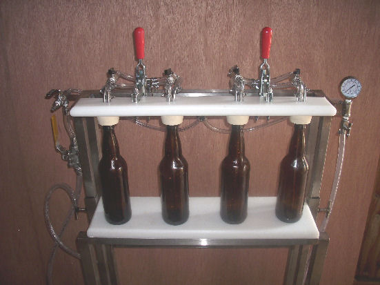 Wine Bottle Filler